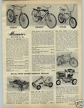 1966 paper ad pedal murray racer