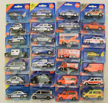 Blister carded miniature vehicles