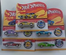 Complete 2018 hot wheels 50th