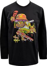 Mens long sleeve top johnny ace