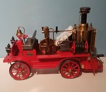 Wilesco d 305 live steam engine