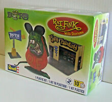 Revell 85 6732 rat fink plastic kit