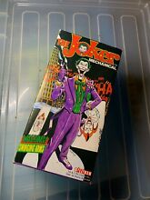 The joker walking dc comic 1990s