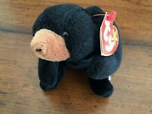 1994 blackie l ours ty beanie baby