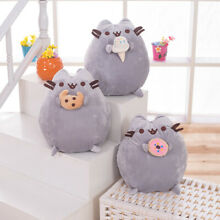 New the cat cookie plush soft toy