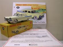 Dinky toys 191 dodge royal yellow