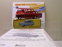 Dinky toys 24f peugeot 403