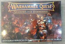 Warhammer quest shadows over