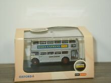 Silver lady routemaster oxford in
