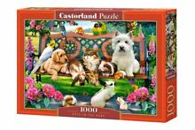 Castorland 1000 piece pets in the