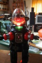 Robby robbie the robot planet robot