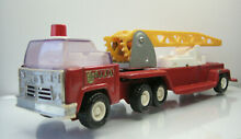 Japan fire engine in red good used