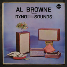 Al browne presents dyno sounds lp