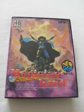 Magician lord jeu neo geo aes