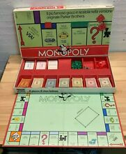 Parker brothers monopoly incompleto