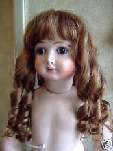 Wig for doll collection béa t15