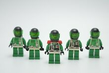 Minifigures space police 2