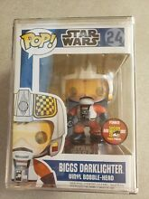 Star wars biggs darklighter 24 sdcc