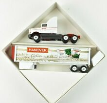 1991 hanover foods semi truck and