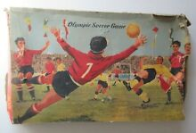 1960 305 tin toy olympic soccer