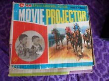 Rare childrens 8mm movie projector