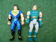 1993 double dragon figures pair