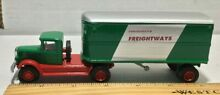 Consolidated freightways tractor