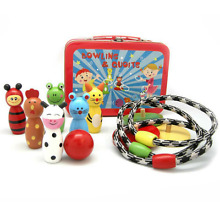 New bowling and quoits ring set in