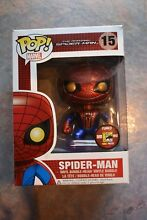 Vinyl spider man the amazing spider