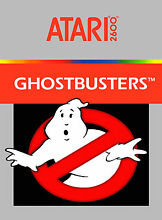 A4 game system poster ghostbusters