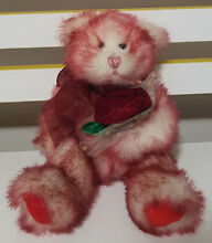 Teddy bear detagged rose coloured