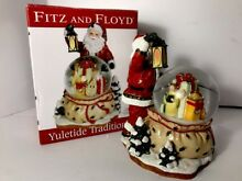 Fitz and floyd yuletide traditions