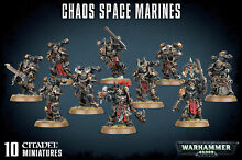 Chaos space marines chaos space