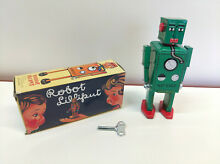 Q s h ms397 lilliput robot