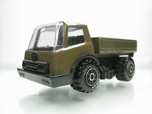 Tonka army truck in green good