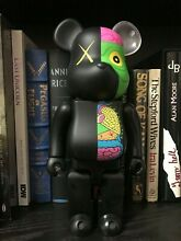 Kaws dissected companion 400 black