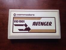 Commodore vic 1901 avenger