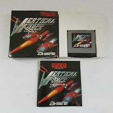 Genuine boxed game vertical force