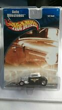 Hot wheels 1933 ford auto
