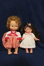 Canadian made pullan doll and a