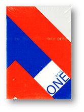 The one playing card deck by poker