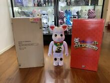 1000 lucky cat neko white 2014