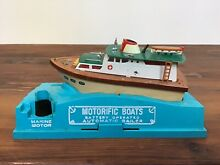 1960 s boat battery operated