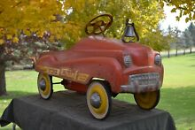 1940 s fire chief chain driven