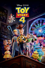 Toy story 4 shop anarchy poster