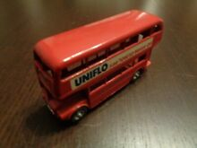 Toy aec routemaster 64 seater in