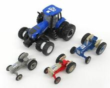 1 64 scale ford new holland 100th