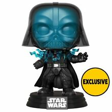 Star wars electrocuted vader funko