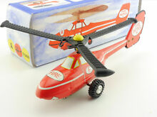 Veb fire patrol helicopter tin toy