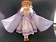 1980 s doll 16 tall clothes great